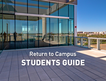 Comets Return to Campus Students Guide