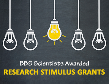 BBS Scientists Awarded Research Stimulus Grants