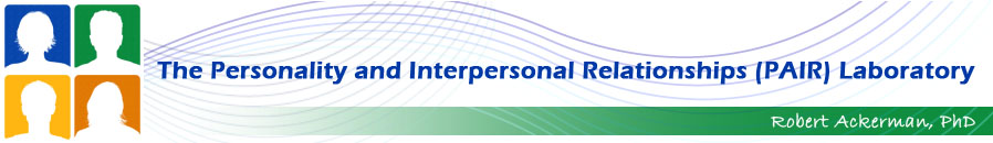 The Personality and Interpersonal Relationships Laboratory