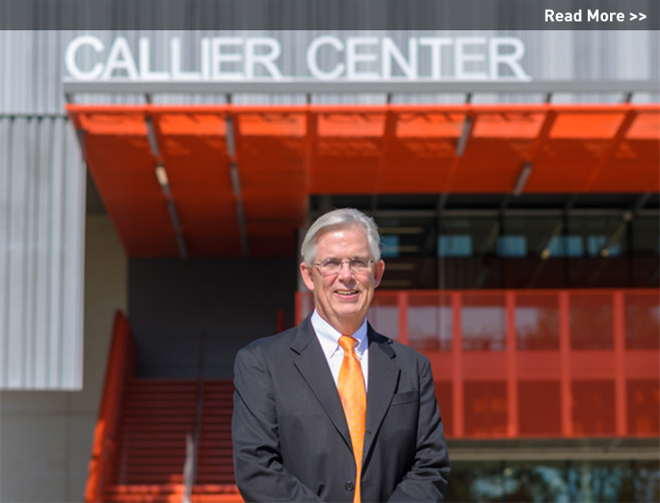Dr. Thomas Campbell, Longtime Callier Center Director, Set To Retire