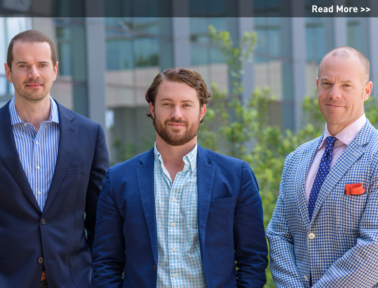 Grad's Business Acumen Helps Seal $52.5 Million Deal for Professors' Pain-Relief Startup