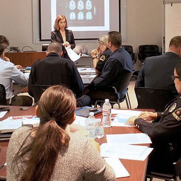 Center for BrainHealth Programs to Help 500 Dallas Police Officers
